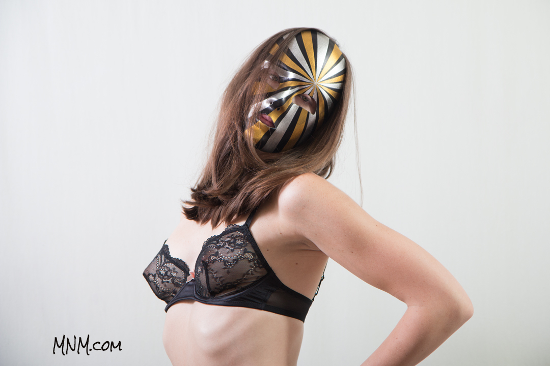 Nude Masquerade Photo Shoot