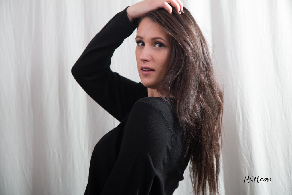 Leah modeling