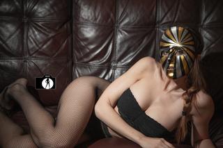 Shawna Lee Nude In Fishnet Stockings