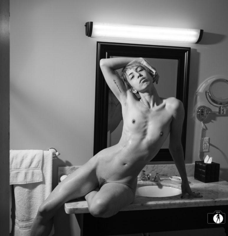Kathleen Truffaut lapine