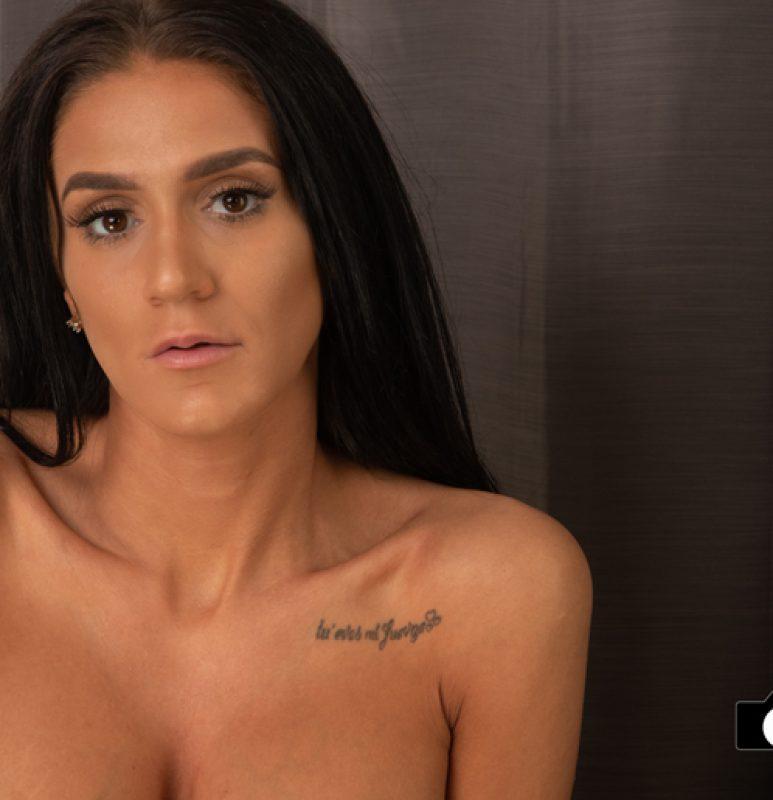 Model Megan Clark